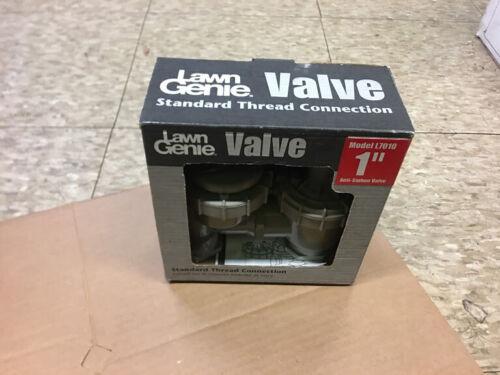 """Lown Genie L7010 1/"""" Anti-Siphon Valve,No L7010 Toro Co M//R ..."""