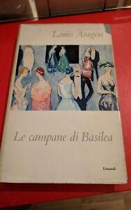 Le Campane Di Basilea.Dettagli Su Aragon Louis Le Campane Di Basilea Einaudi 1959