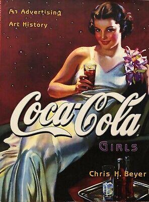 Coca Cola Girls An Advertising Art History Book Ebay