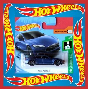 Hot-Wheels-2019-Tesla-Model-S-226-250-neu-amp-ovp