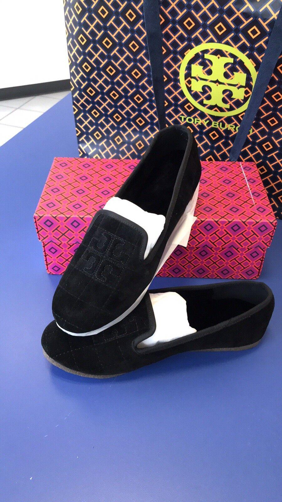 ci sono più marche di prodotti di alta qualità NEW Tory Burch Crowley nero Slipper Slipper Slipper Dimensione 9  centro commerciale di moda