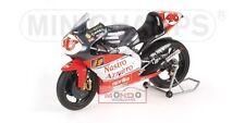 Aprilia 250 Rossi 1998 1/12 Minichamps 122980046 Modellino Moto Diecast
