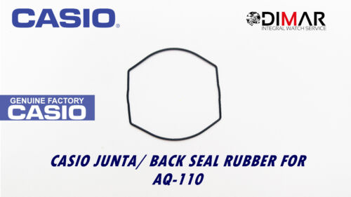 CASIO GASKET BACK SEAL RUBBER, FOR MODELS AQ110