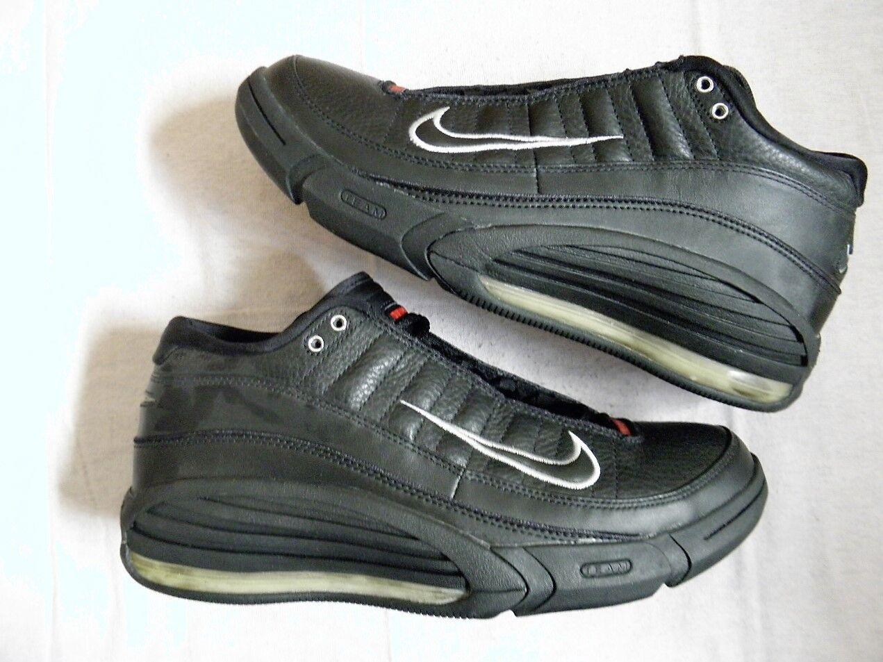 Nike air max zoom squadra super taglia 11 s new vintage degli anni '90 il progetto alpha, medea1000