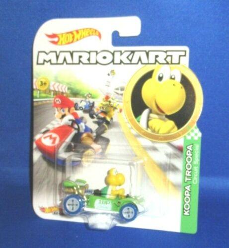 Neu Mariokart Sammler Hot Wheels Koopa Troopa Schaltung Spezial die Cast Auto