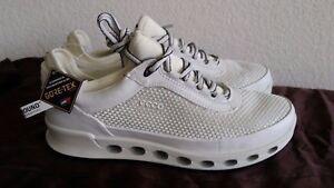 9ab4b77f Details about New Ecco Cool 2.0 Textile GTX white shoes. sz40. RT$180.