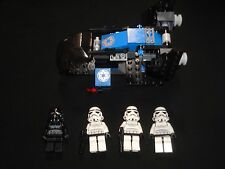 Lego Star Wars Set 7667 Imperial Dropship loose but complete no box