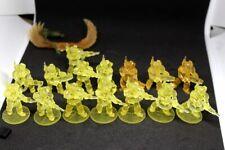 Squad of 15 units  Kasrkin stormtroopers hellgun plasm plasmagun Warhammer 40k