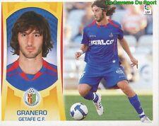 09 GRANERO ESPANA GETAFE.CF STICKER ESTE LIGA 2010 PANINI