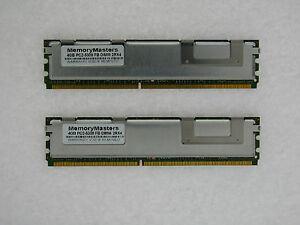 8gb 2x4gb Pour Dell Precision 490 690 690 (750w Châssis) 690n R5400