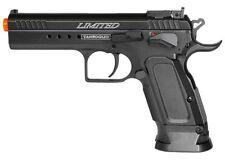 Tanfoglio LTD Custom CO2 Blowback Airsoft Pistol Full metal Semi-Auto BAXS  Syst