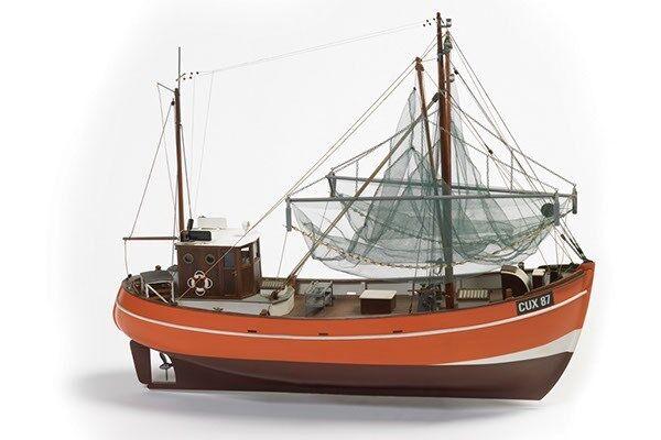 Billing Boats Cux 87 Pesca Barco 1 1 1 33 Escala Bote Modelo Kit Bb474 01-00-0474  autorización oficial