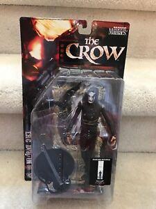 Mcfarlane Toys La Figure 2 De Crow Film Maniacs Nouvelle De 1999 Brandon Lee