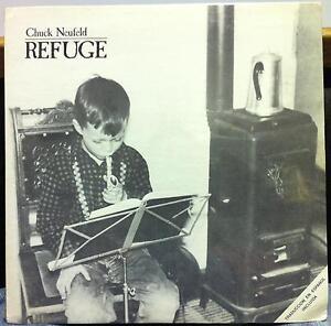 CHUCK-NEUFELD-refuge-LP-Sealed-1984-Private-Press-Xian-Folk-Rock-Rural-KS