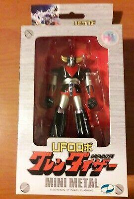 Obbiettivo Goldrake Mini Metal Go Nagai Figure Ufo Robot