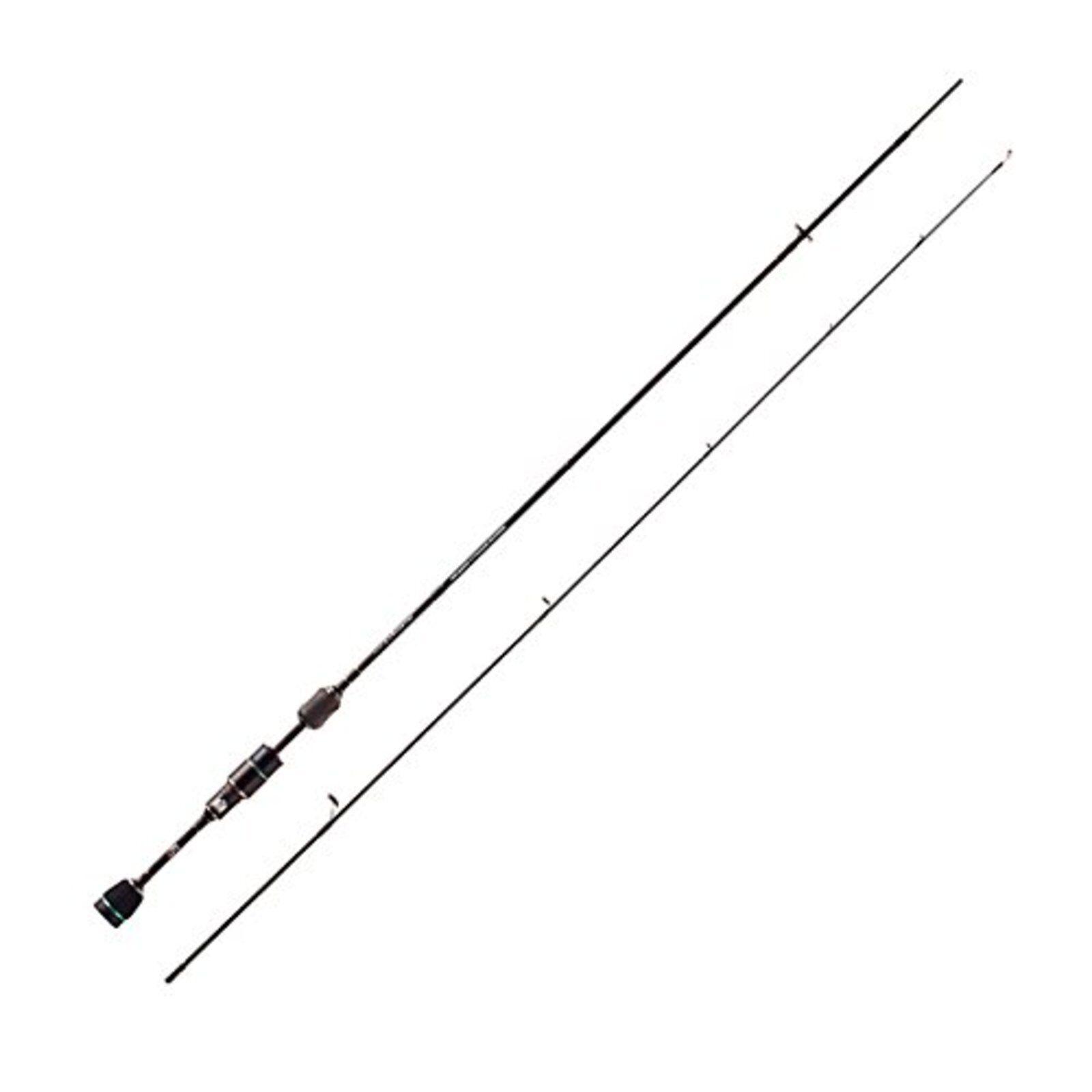 Abu Garcia MASS BEAT EXTREME MES602XUL Ultra Light Trout Fishing Spinning Rod
