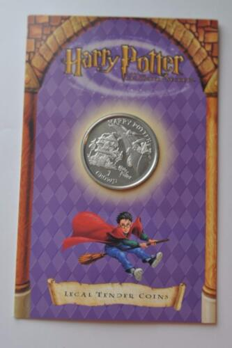 Harry Potter Chamber Secrets 2002 Isle of Man Cuni