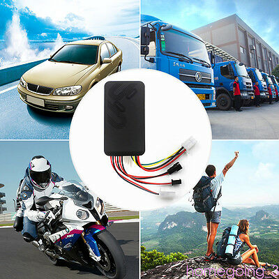 TK100 Car Anti-theft Alarm GSM GPS Tracker Mini Real Time Tracking System& Relay