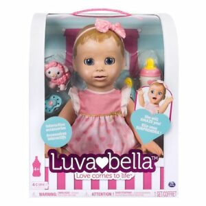 Luvabella - Blonde Hair Doll