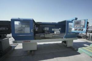 JESSEY JAGUAR 2280 ENC (CNC Lathe) Canada Preview