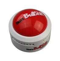 That's Bullshit Button Free Shipping