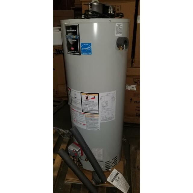 Bradford Water Heater >> Bradford White D4504s6fsx 50 Gallon Residential Lp Hot Water Heater 115 60 1