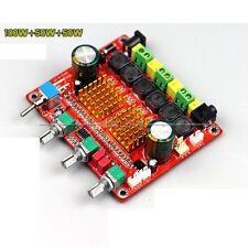 TPA3116D2 2.1CH Class D 100W+50W+50W HIFI Digital Subwoofer Amplifier Verstärker