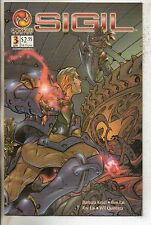 Crossgen Comics Sigil #3 September 2000 F