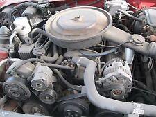 Camaro RS 1991 V8 Engine and Auto Transmission 700R4 5.0 TBI used OEM