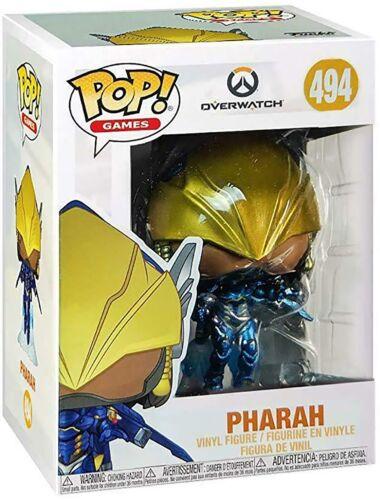 Funko Overwatch Pop Games pharah victoire pose Vinyl Figure #494