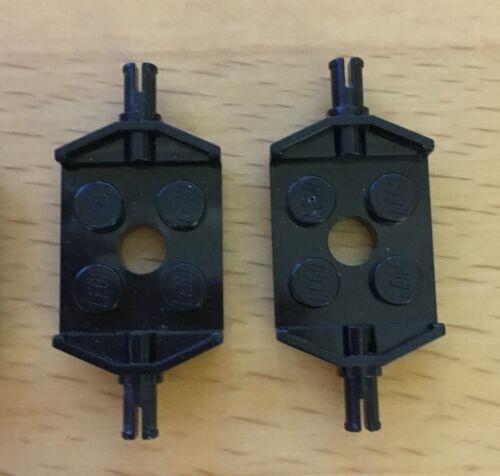 Lego 6157 achsplatte ejes con 2 pins 2x2 muchos colores gran selección 74