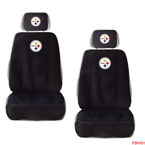 Image Is Loading New NFL Pittsburgh Steelers Car Truck 2 Front