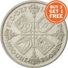 SILVER FLORIN / TWO SHILLING GEORGE V COINS CHOICE OF YEAR 1911 TO 1936