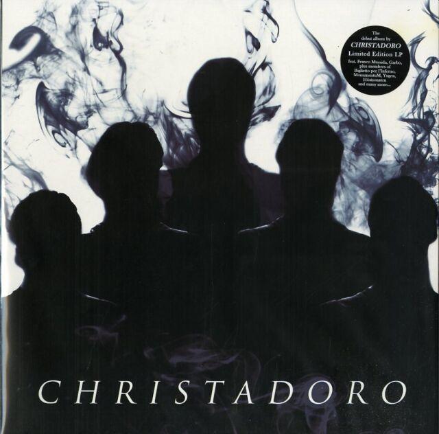"""CHRISTADORO  """"SAME""""  lp limited edition sealed.  MUSSIDA BIGLIETTO PER L'INFERNO"""