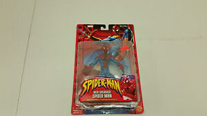 Toybiz Marvel Web-Splasher Spider-Man action figure, Brand New!