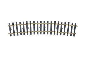 Maerklin-Spur-1-59074-Gebogenes-Gleis-Radius-1-550-mm-15-H1100-NEU