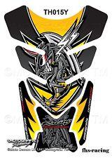 TH015Y , MOTOGRAFIX - Tankpad , Tankprotektor , HONDA , Angry Hornet