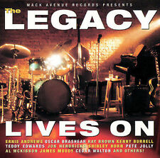 The Legacy Lives On by The Legacy Band (CD, Jun-2003, 2 Discs, Mack Avenue)