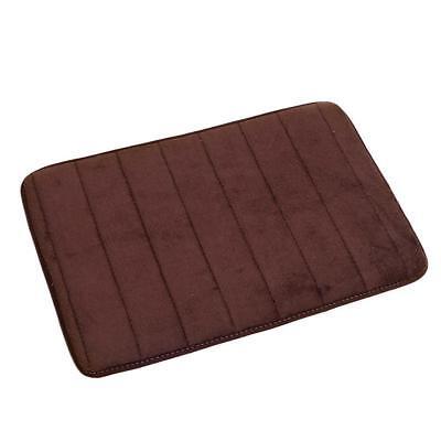 Memory Foam Soft Bathroom Bedroom Bath Mat Floor Rug Carpet Non Slip  Home