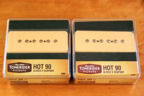 TONERIDER HOT 90 SOAPBAR H90 SET CREAM mit NECK /& BRIDGE H90N H90B
