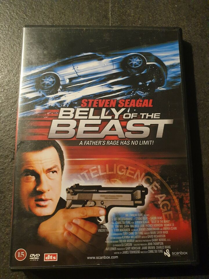 Belly Of The Beast - A Fathers Rage Has No Limit!, instruktør