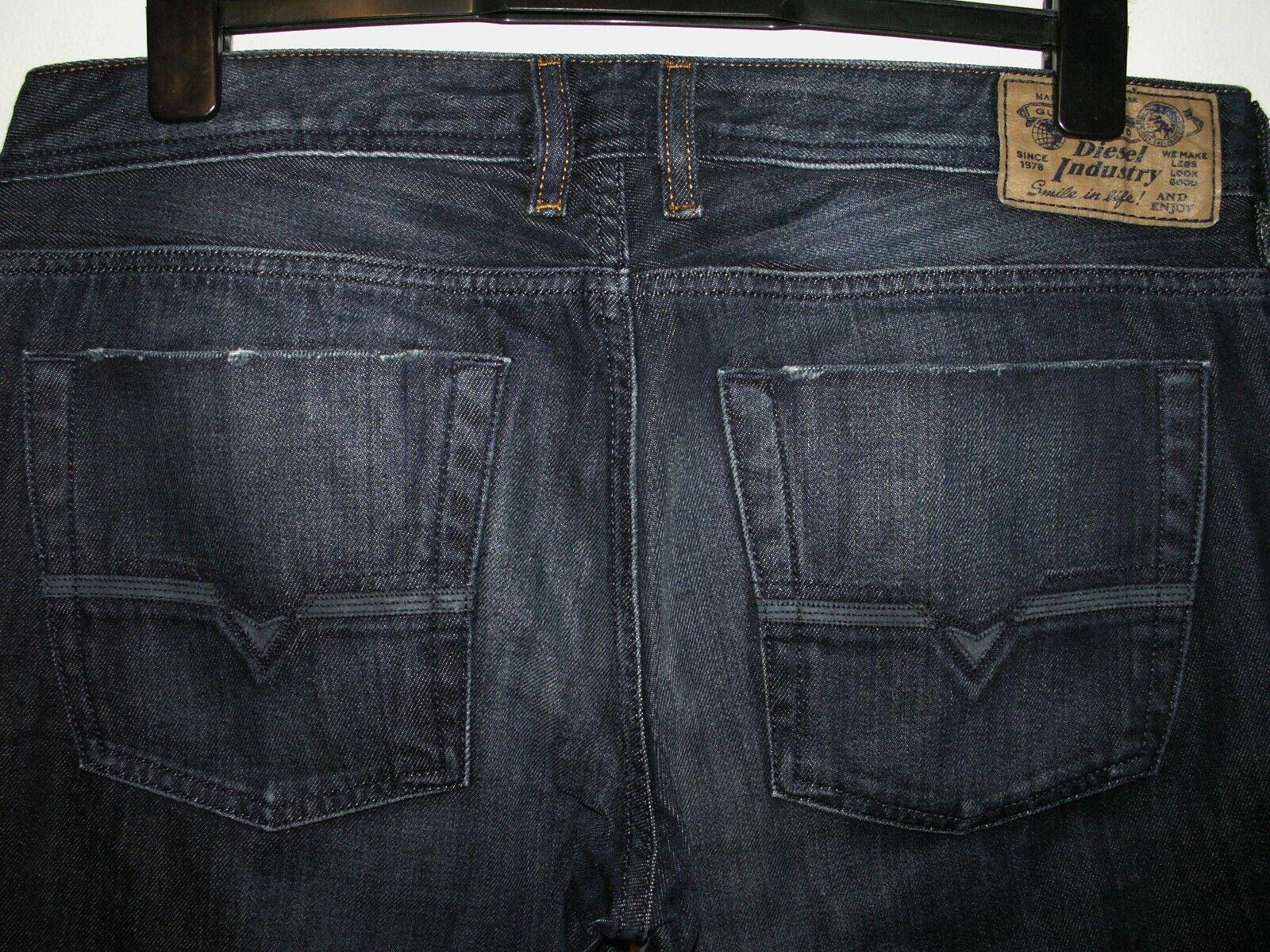 Diesel zatiny bootcut jeans wash 008ST W34 L30 (a2104)