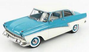 KK-SCALE FORD ENGLAND   TAUNUS 17M P2 1957   BLUE WHITE