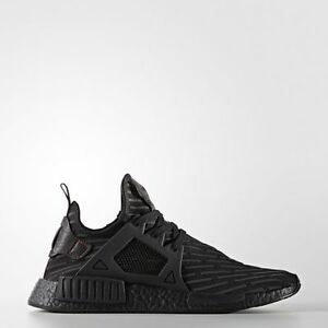 Adidas NMD XR1 Triple Black with Black Boost Review On Feet