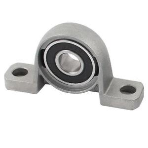 2-Pz-10mm-Auto-allineanti-Cuscinetto-A-Sfere-Blocco-Cuscinetto-UP000-S3D5