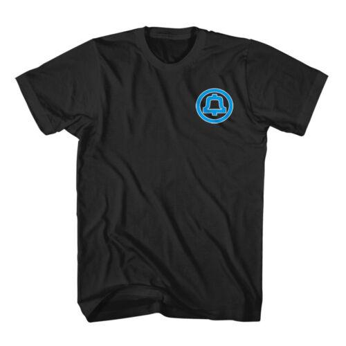 1969 Bell System Logo Black T-Shirt size S-3XL