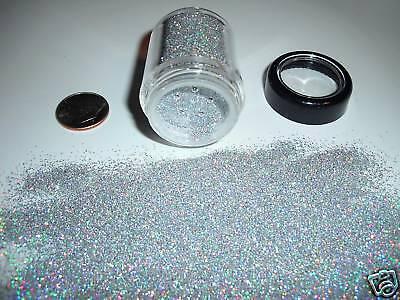Silver laser D00272  PREMIUM Grade Ultra FineGlitter