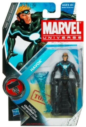 "HAVOK Marvel Universe NEW 3.75/"" havoc series 2 018"