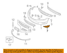 FORD OEM  Front Bumper-Trim Panel AG1Z17E810AA RIGHT
