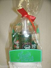 Bath and Body Works Vanilla Bean Noel Gift Set Includes 3 oz  Lotion, Mist, Wash